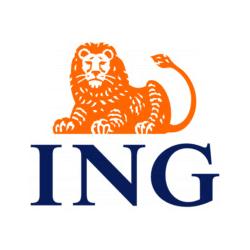 Logo van Logo ING