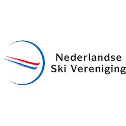 Logo van Nederlandse Ski Vereniging